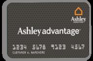 Ashley Advantage™ Credit Card