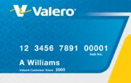 Valero Credit Card